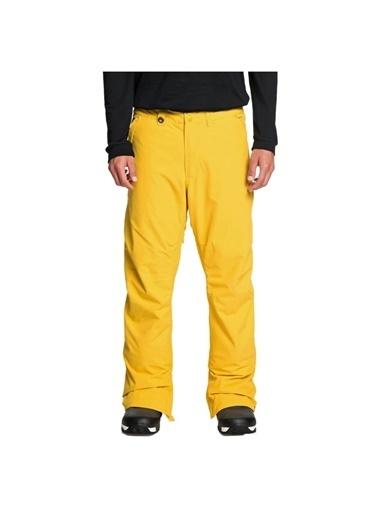 Quiksilver Quiksilver Sarı Kayak Pantolonu Yeşil